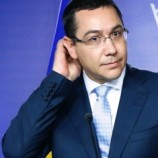 Victor Ponta, demisia de onoare!